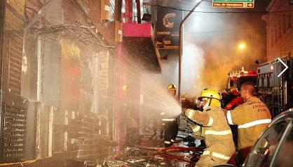 Declaran 3 días de luto en Brasil por víctimas del incendio en discoteca