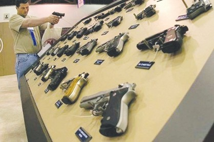 O.C. En Desacuerdo con tener Armas en las Escuelas