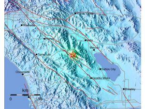Terremoto en el sur de California