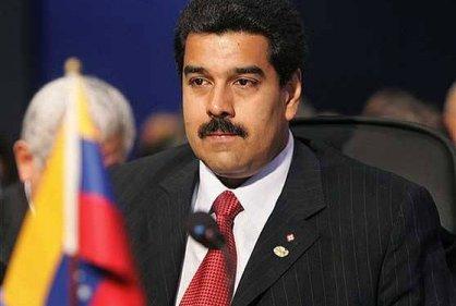 Proclaman a Maduro presidente