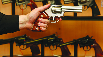Armas con rumbo fronterizo