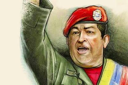 HUGO CHAVEZ (1954-2013)
