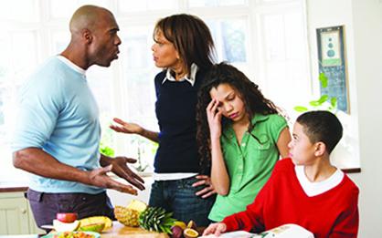 Como manejar conflictos familiares