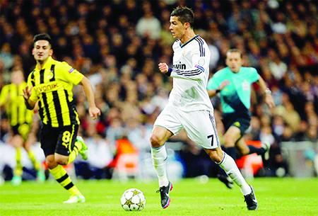 Dortmund golea al Real Madrid