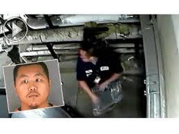 Manejador de equipajes del robo $ 84,000 de las pertenencias de los turistas