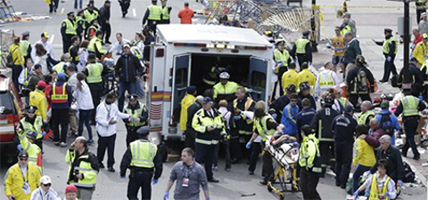 Explosión Boston