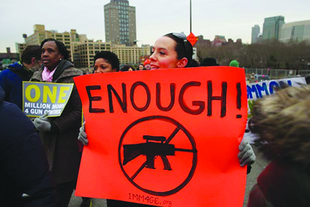 Control de armas: un tema candente