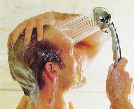 Consejos sobre el baño diario