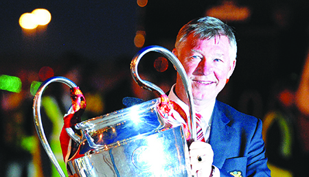 Adios Alex Ferguson