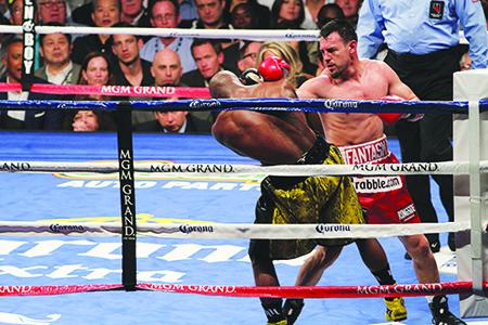 Mayweather sin problemas ante Guerrero
