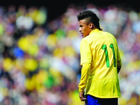 Neymar el mejor pagado