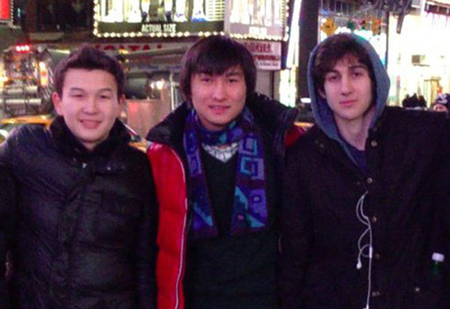 3 sospechosos mas detenidos en el caso del Maraton de Boston
