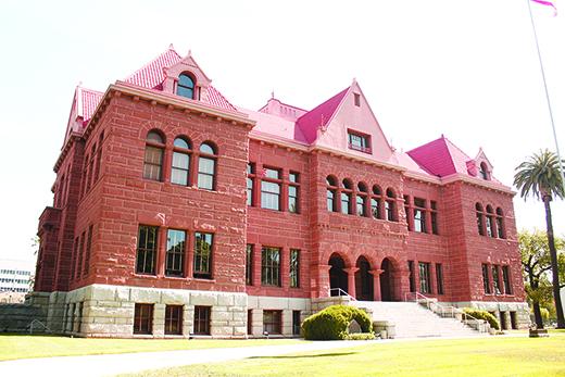 Old O.C. Courthouse