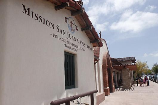 Misión de San Juan Capistrano
