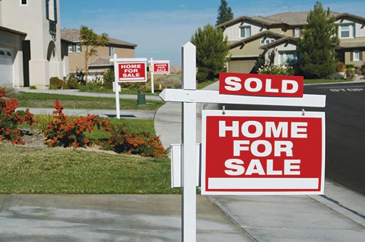 Precios de casas con aumento récord