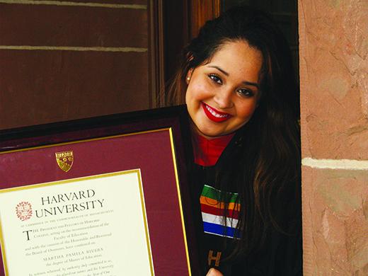 «Quiero trabajar con los jóvenes latinos»