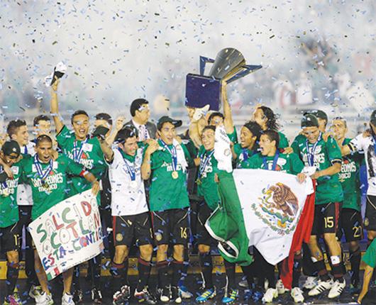 México busca repetir campeonato