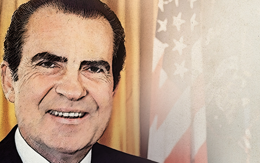 Nixon: Presidente nacido en O.C.