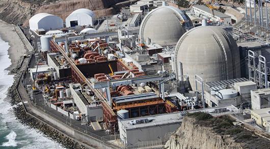 Desmantelarán planta nuclear en San Onofre