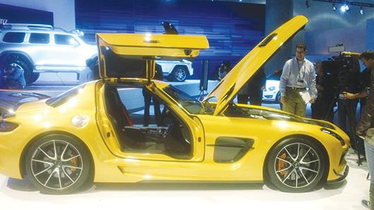 L.A. Auto Show 2013