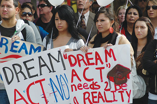 Un paso adelante para los Dreamers en NY