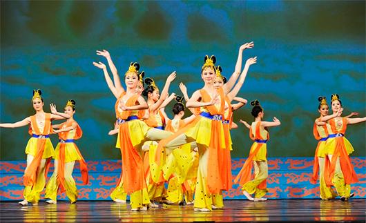Gana boletos para ver el espectáculo Shen Yun