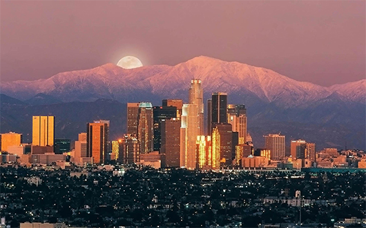 Sismo de 4.7 sacudió a Los Angeles