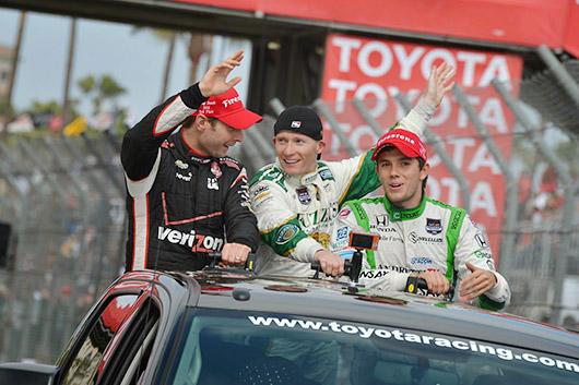 Conway, Power y Muñoz suben al podio en L.B.