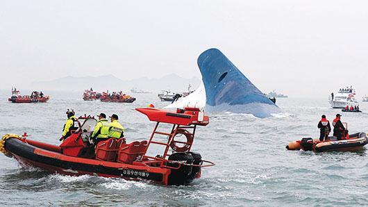 Buzos han recuperado 150 cuerpos del ferry