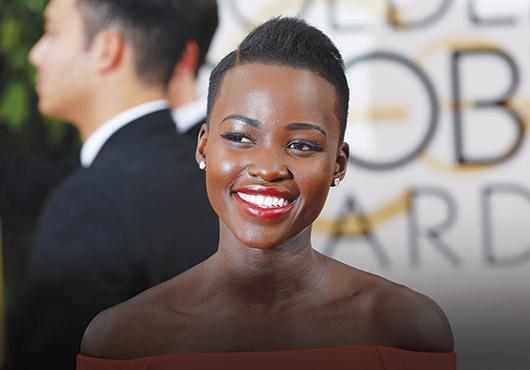 Lupita Nyong'o la más bella