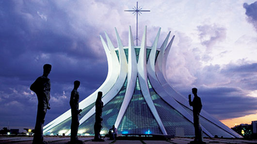 Brasilia: Capital de la Esperanza