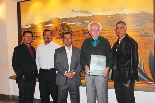Johan Galtung recomienda construir la Paz en México con acciones concretas