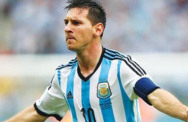 ARGENTINA ganó y pasó como primero
