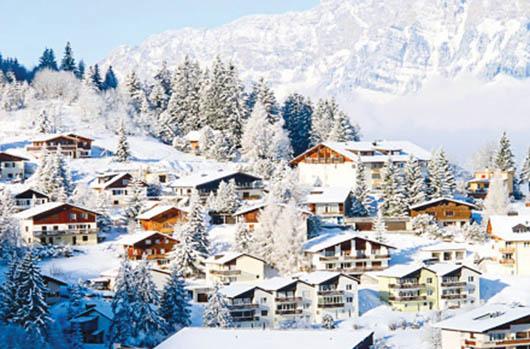 Desde los alpes hasta Zurich, un recorrido imborrable