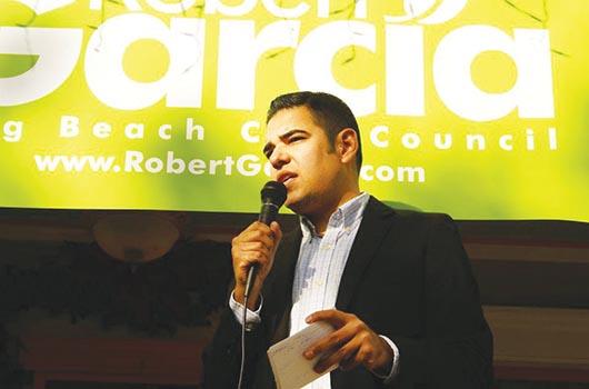 Nuevo alcalde de Long Beach