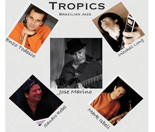 Celebra en Long Beach con Tropics