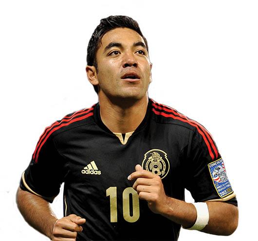Marco Fabián se queda en México