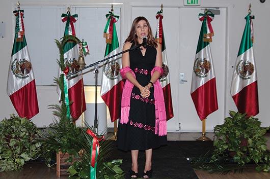 El Grito reunió a mexicanos de Orange County