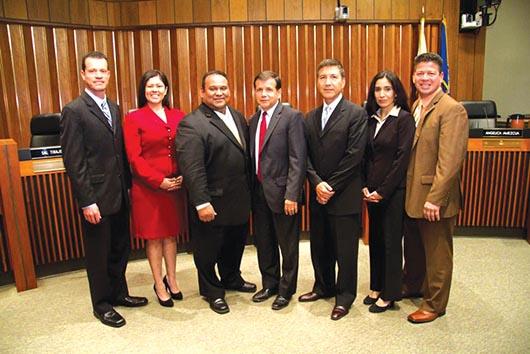 Foro de candidatos en Santa Ana
