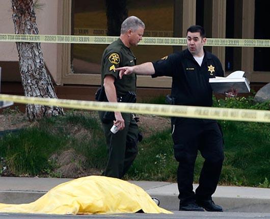 Tiroteo en Orange  County, California  deja cuatro muertos