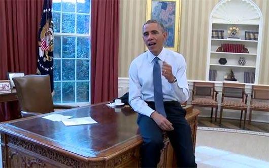 Obama reta a los republicanos con medidas de inmigración unilaterales