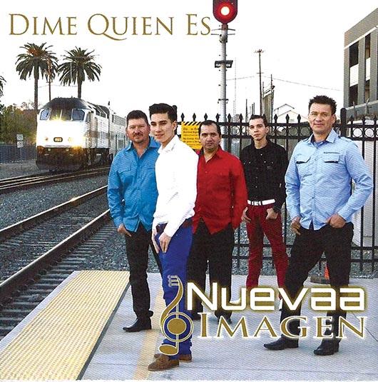 Nuevaa Imagen lanza en Orange County su segundo CD