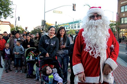 Una nueva tradición que se queda -Plaza Navidad 2014