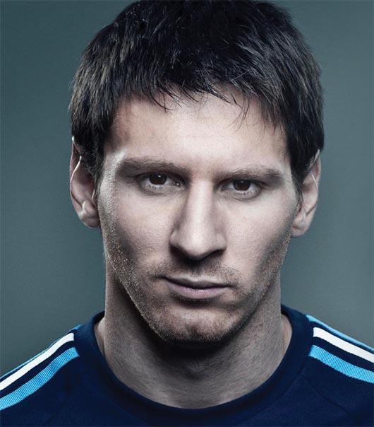 Messi repunta ante Cristiano Ronaldo