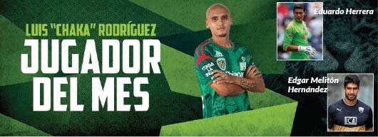 Eduardo Herrera, 'Chaka' Rodríguez y Melitón serán convocados al Tricolor