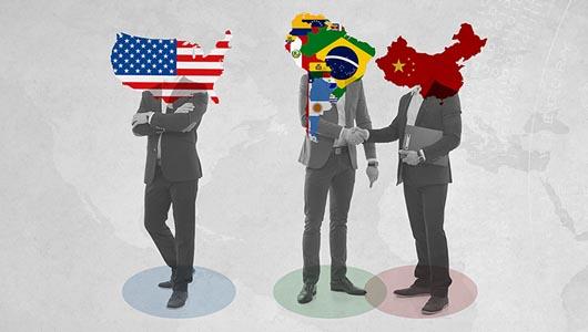 Latinoamérica, la gran jugada de China contra EE.UU.