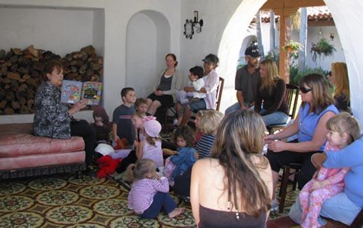 CASA KIDS Storytime