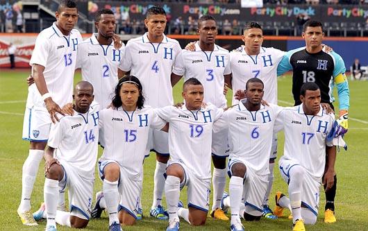 EEUU y Panamá favoritos ante Honduras y Haití