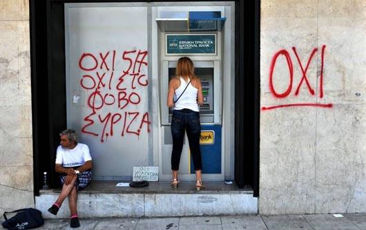 Grecia: ¿Cómo se metieron en este lío?