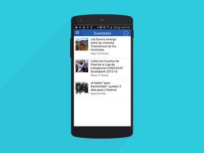 Nueva Actualización de la App de Miniondas News disponible en el Store de Google Play!